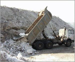 Вывоз мусора, утилизация
